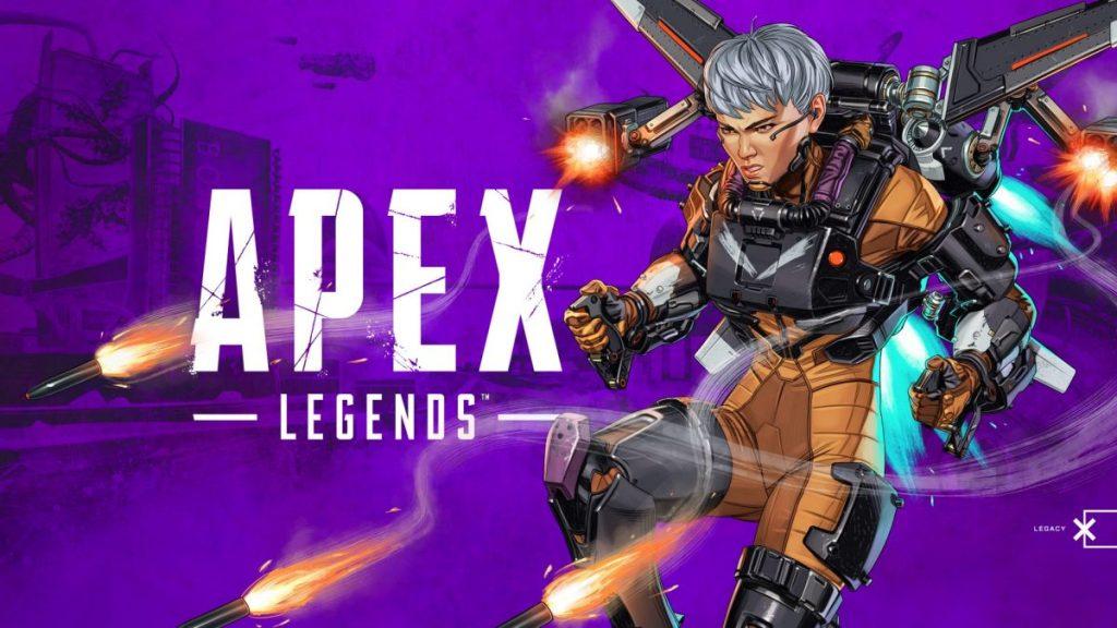 Apex Legends Valkriye