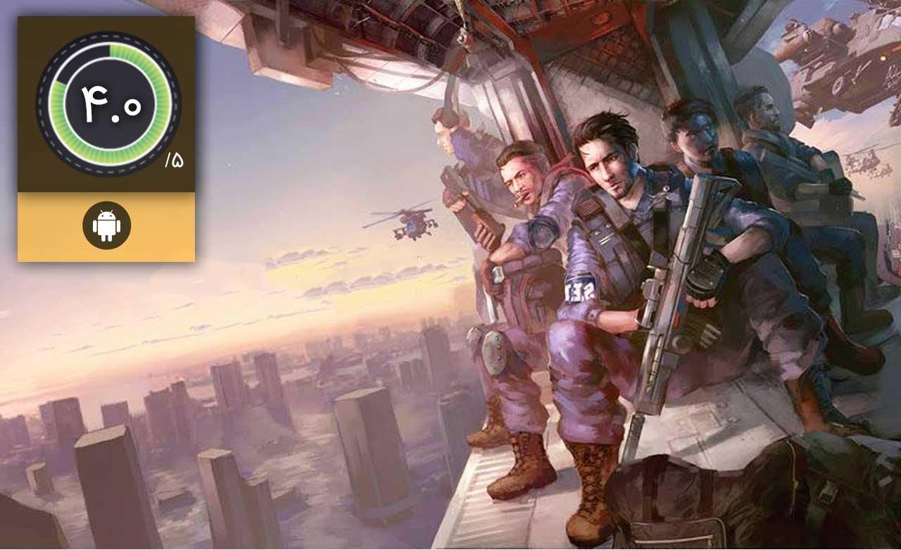 دانلود بازی Ares Virus برای اندروید 4