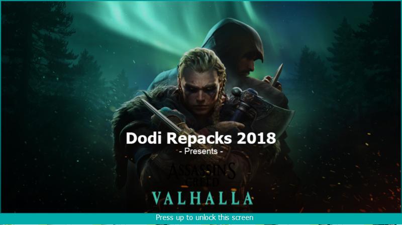 نسخه Dodi بازی Assassin's Creed Valhalla