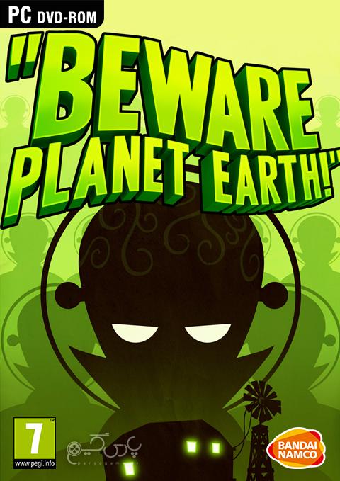دانلود بازی Beware Planet Earth برای PC