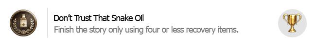 Don't Trust That Snake Oil