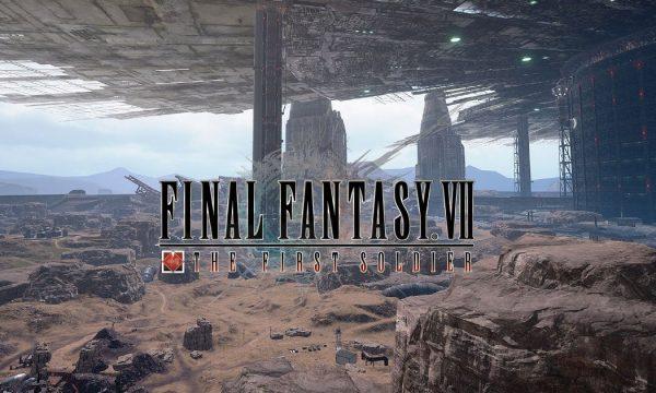 بازی Final Fantasy VII The First Soldier