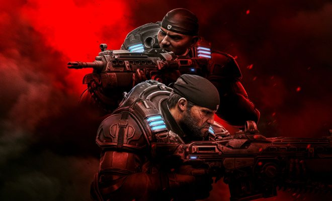 ترینر بازی Gears 5