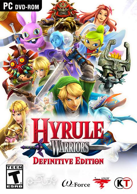 دانلود بازی Hyrule Warriors Definitive Edition برای PC