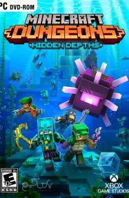 دانلود بازی Minecraft Dungeons Hidden Depths برای PC
