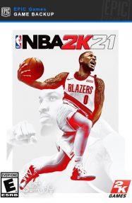 دانلود بک اپ بازی NBA 2K21 برای PC