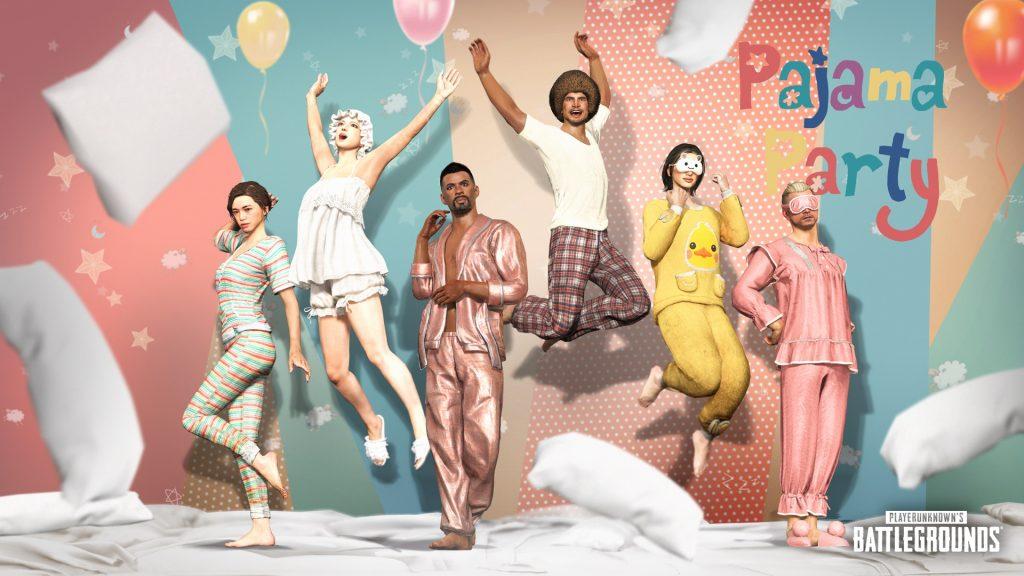Pajama Party PUBG
