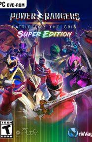دانلود بازی Power Rangers Battle for the Grid Super Edition برای PC