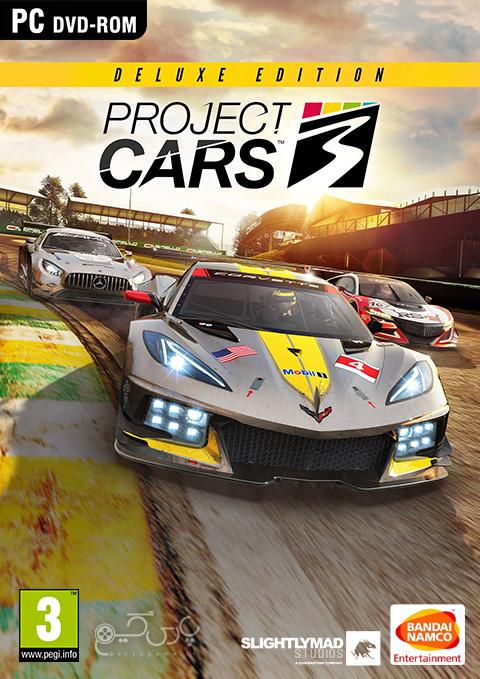 دانلود بازی Project CARS 3 Deluxe Edition برای PC