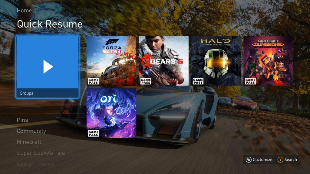 Quick-Resume-Xbox