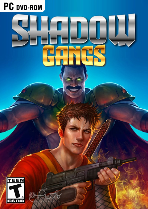 دانلود بازی Shadow Gangs برای PC
