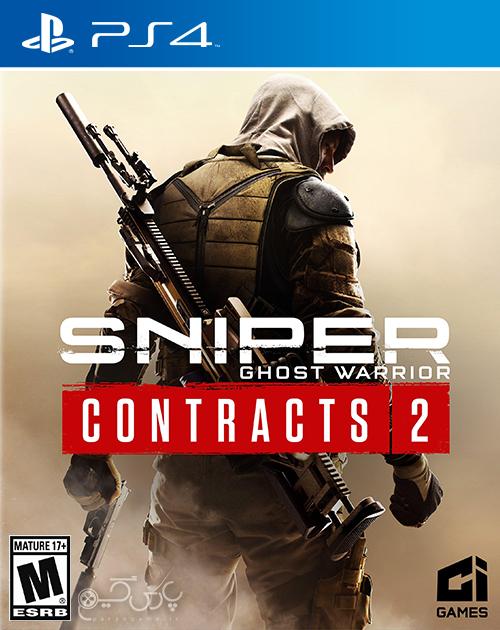 دانلود بازی Sniper Ghost Warrior Contracts 2 برای PS4 + آپدیت ها