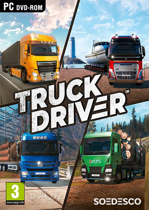 دانلود بازی Truck Driver برای PC