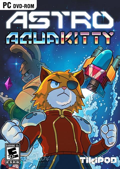 دانلود بازی Astro Aqua Kitty برای PC