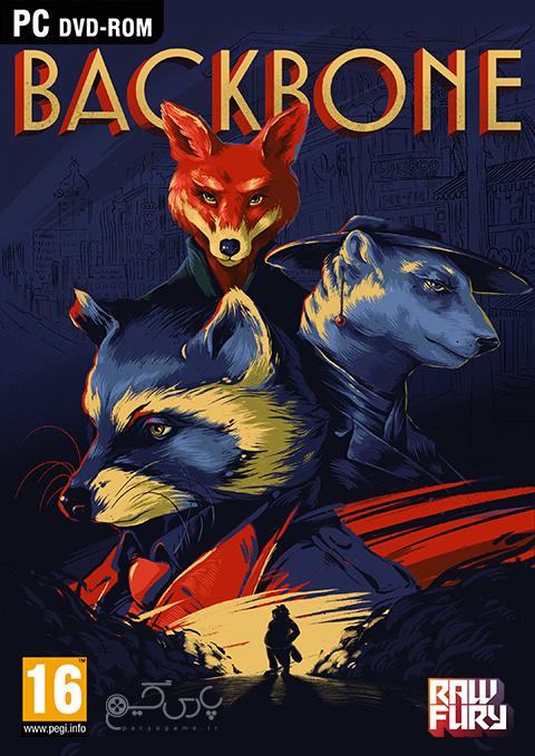 دانلود بازی Backbone برای PC