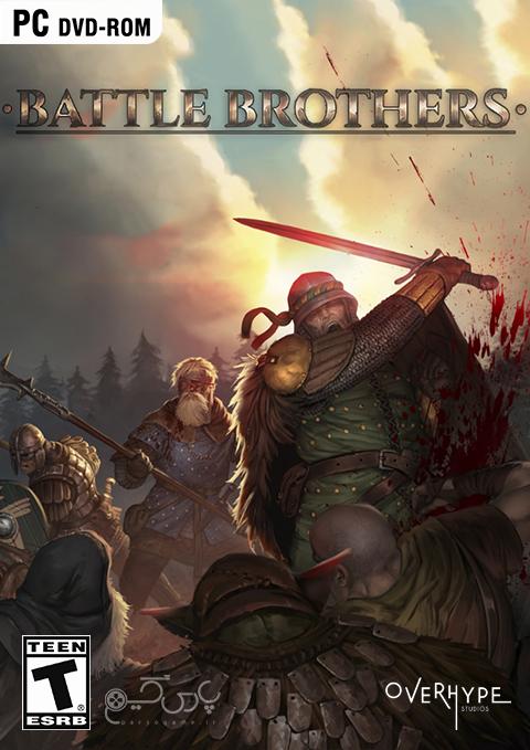 دانلود بازی Battle Brothers Blazing Deserts برای PC