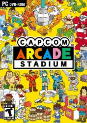 دانلود بازی Capcom Arcade Stadium برای PC