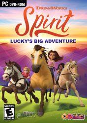 دانلود بازی DreamWorks Spirit Luckys Big Adventure برای PC