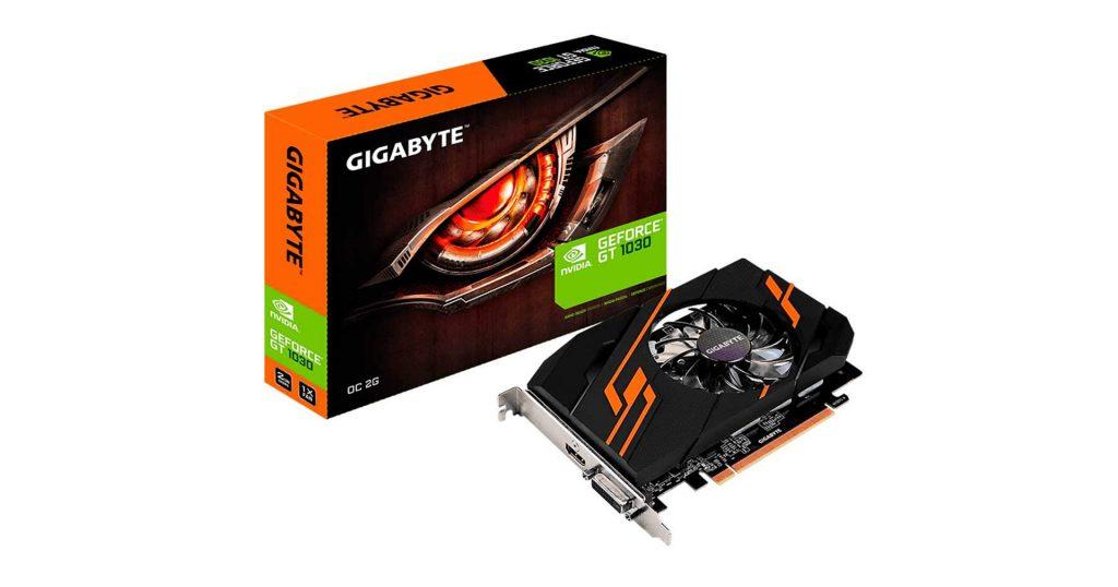 GIGABYTE GT 1030 OC 2GB GDDR5