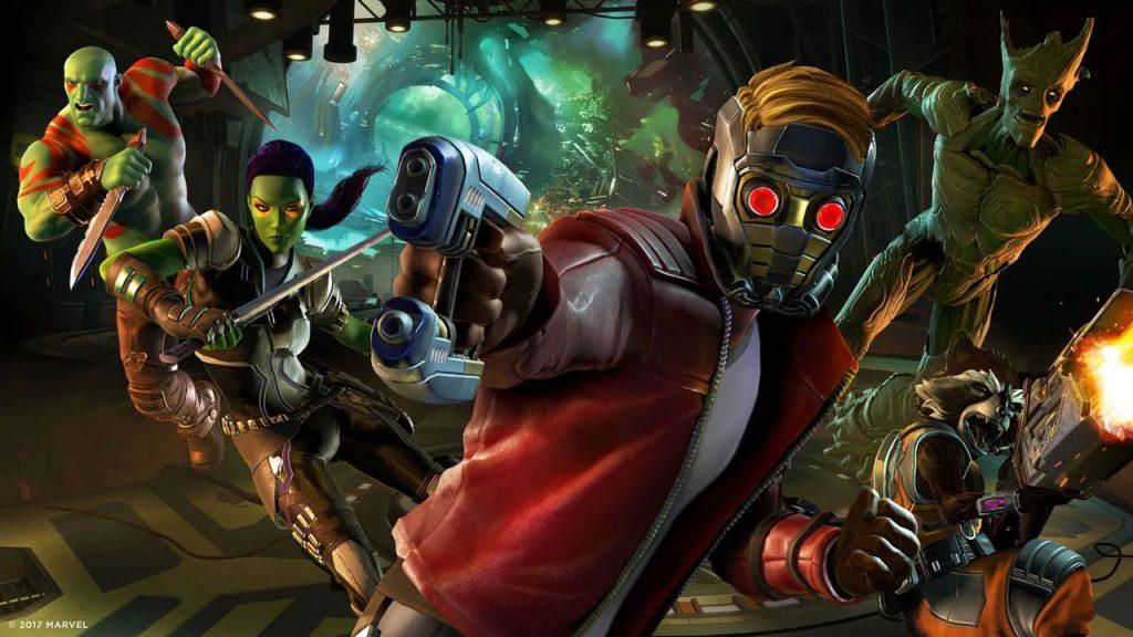 بازی Guardians-of-the-Galaxy