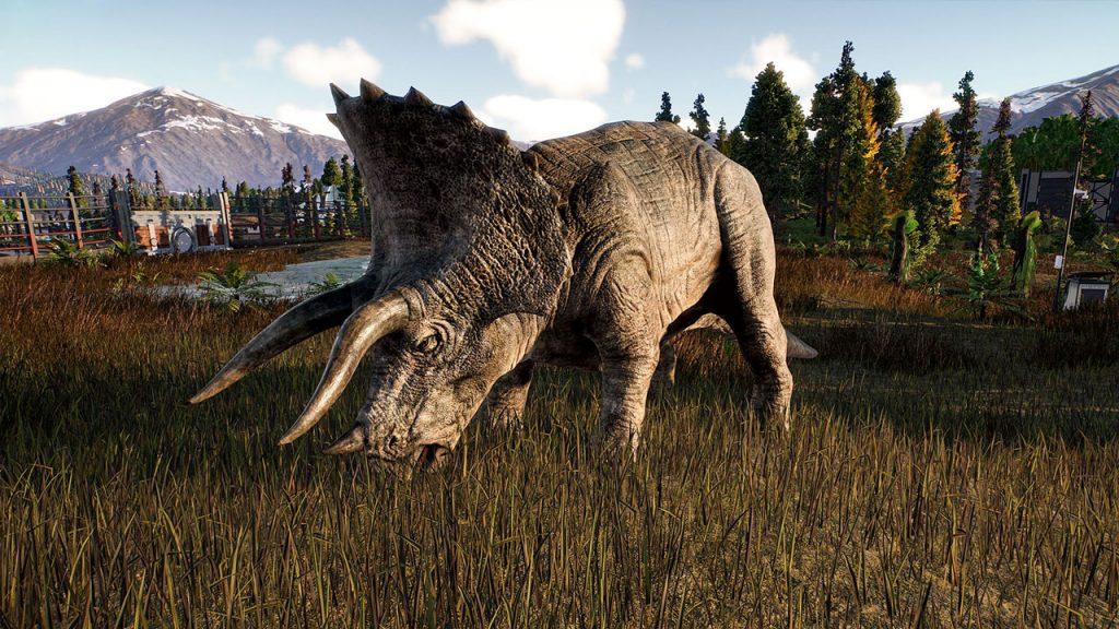 بازی Jurassic World Evolution 2