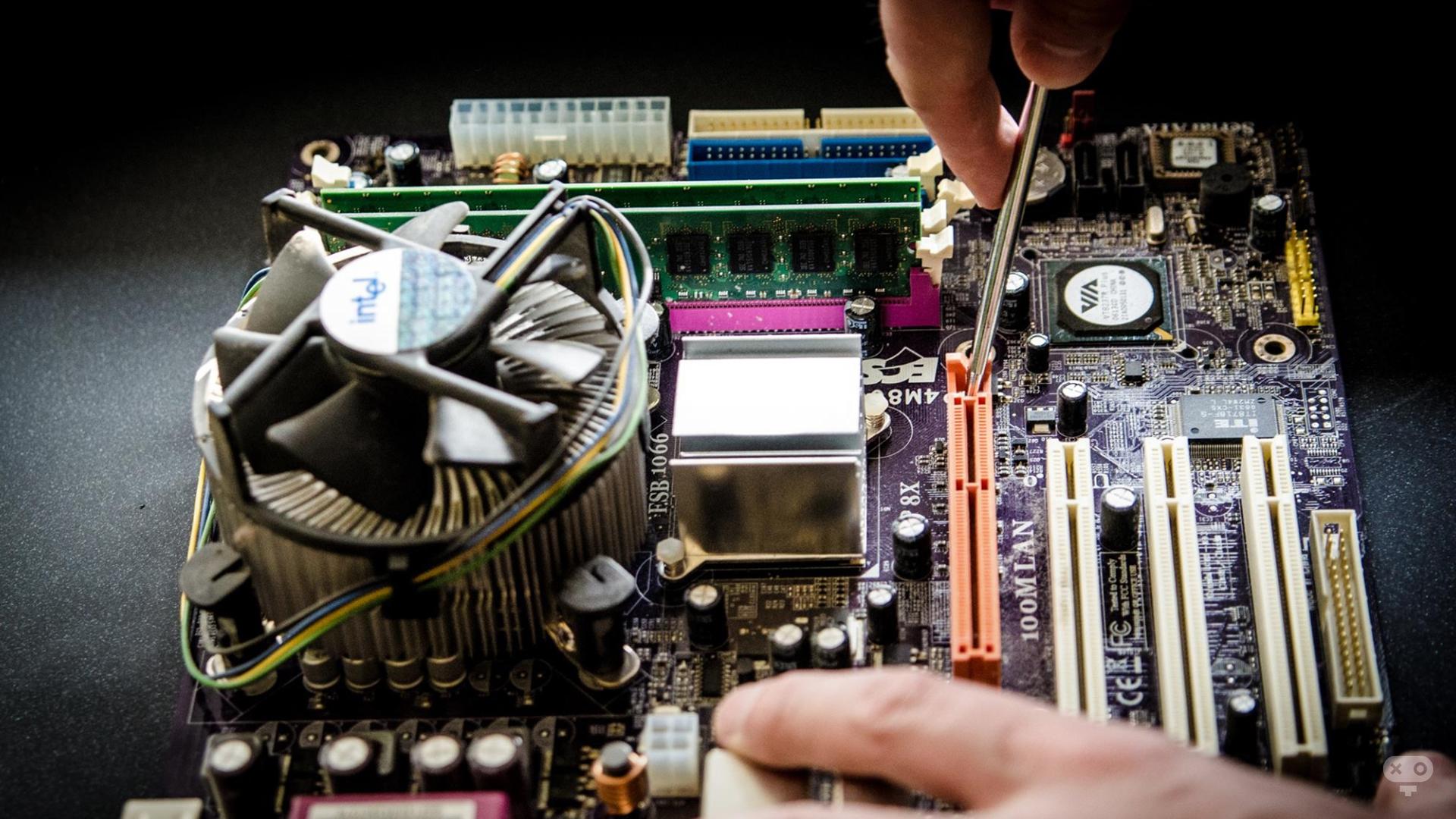 راهنمای خرید قطعات سخت افزاری استوک