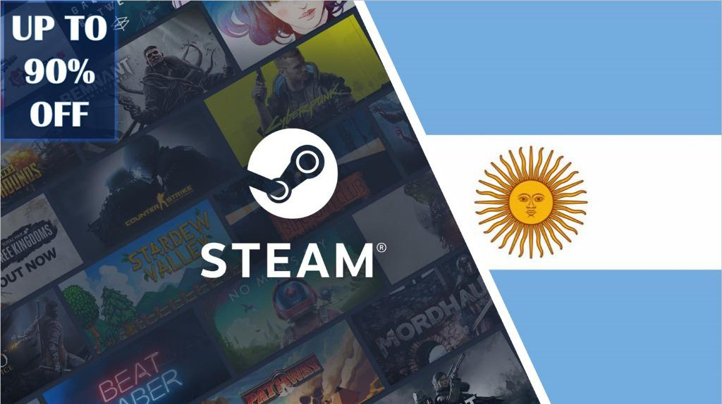 Steam-Argentina