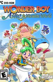 دانلود بازی Wonder Boy Asha in Monster World برای PC
