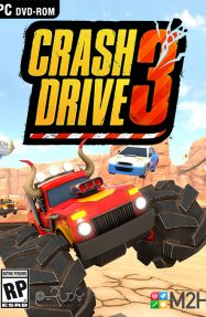 دانلود بازی Crash Drive 3 برای PC