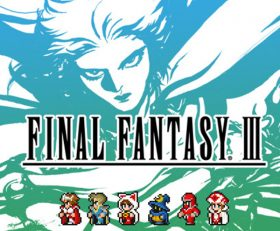 3 Final Fantasy