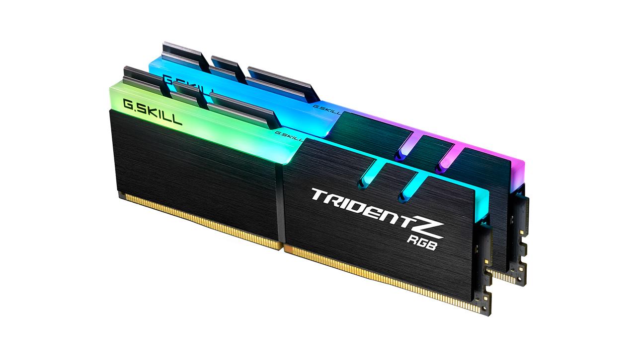 GSkill TridentZ RGB 216GB DDR4 4000MHZ CL18