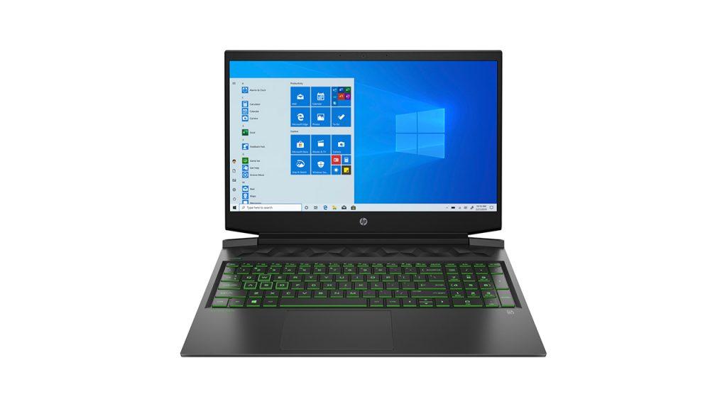 لپ تاپ گیمینگ HP Pavilion 16 DX
