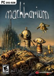 دانلود بازی Machinarium برای PC