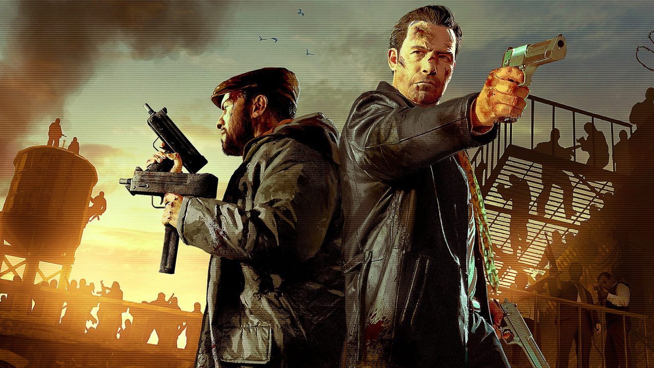 بازی Max Payne