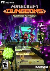 دانلود بازی Minecraft Dungeons Echoing Void برای PC