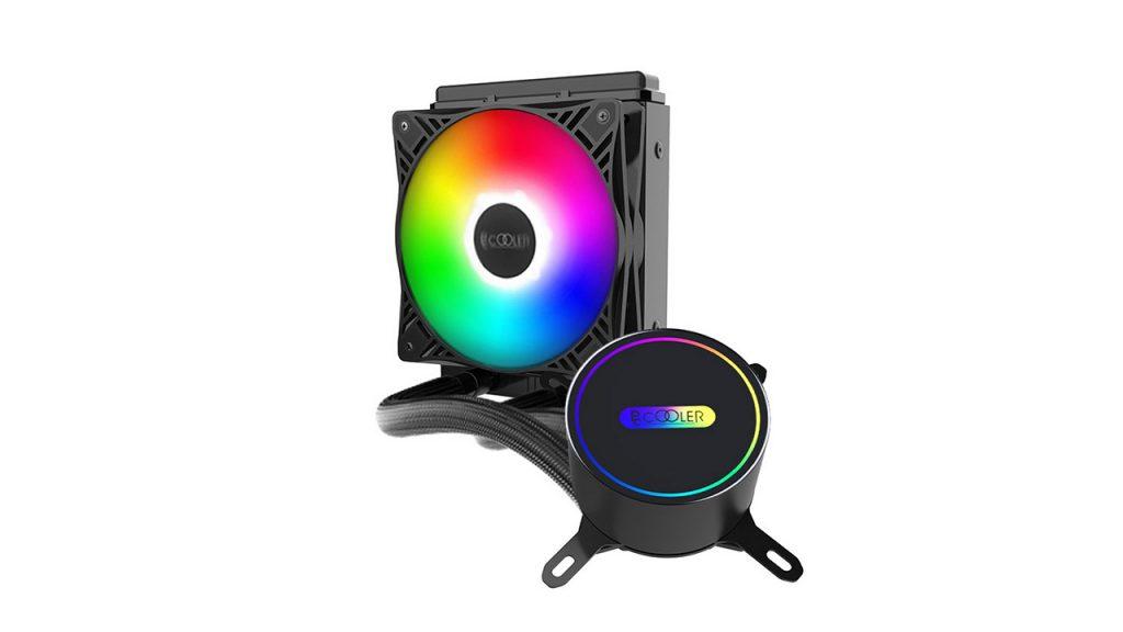 واتر کولر PC Cooler GI-CL120VC AIO RGB
