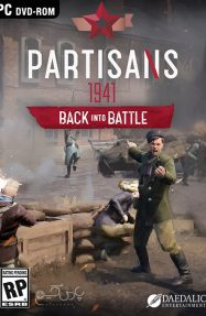 دانلود بازی Partisans 1941 Back Into Battle برای PC