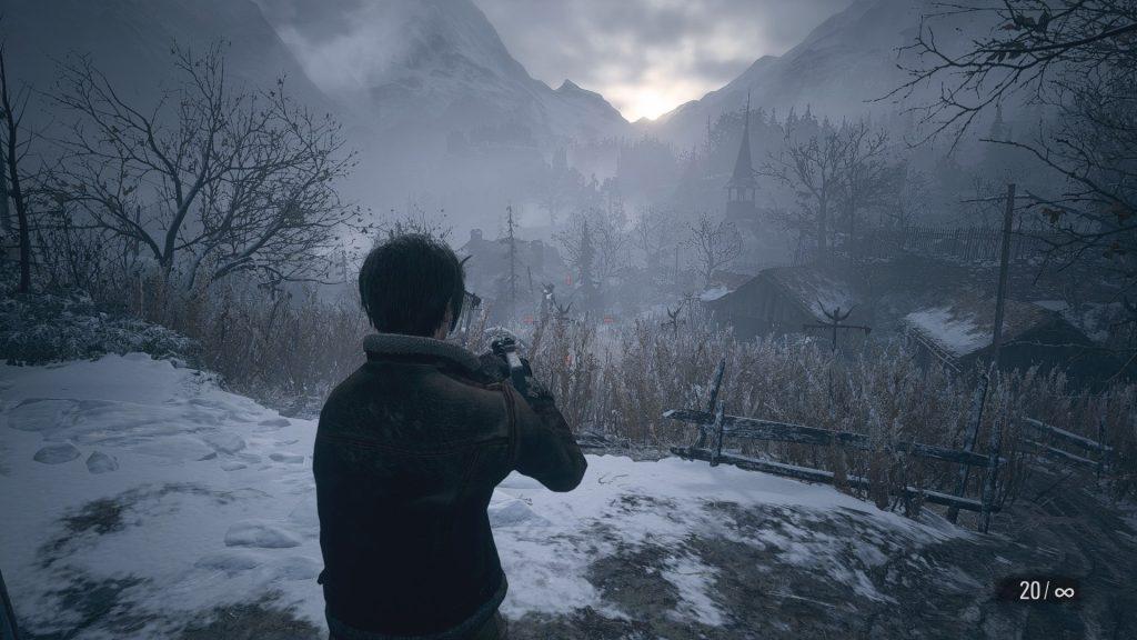 ماد بازی Resident Evil Village