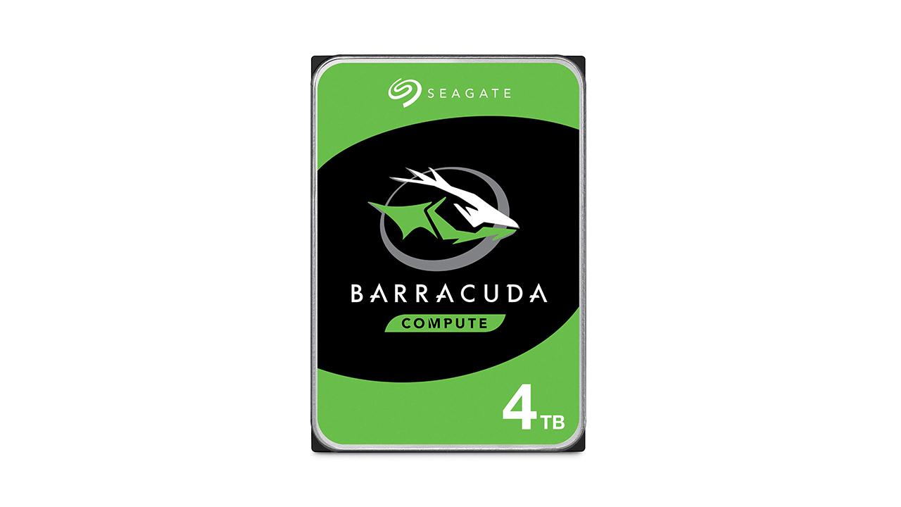 SEAGATE Barracuda 4TB