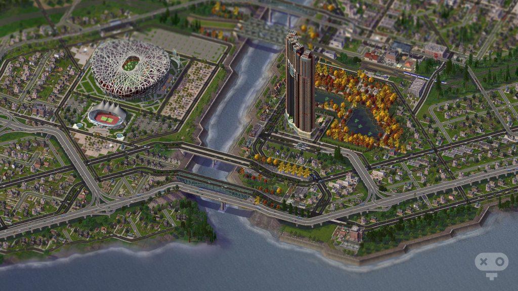SimCity 4 EA Play