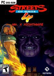 دانلود بازی Streets of Rage 4 Mr X Nightmare برای PC