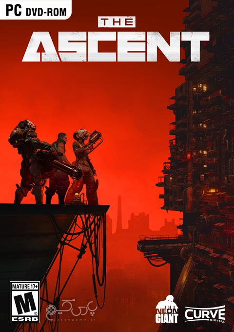 دانلود بازی The Ascent برای PC