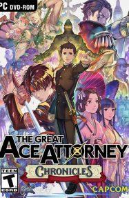 دانلود بازی The Great Ace Attorney Chronicles برای PC