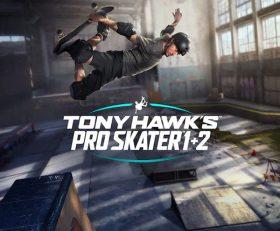 Tony Hawks Pro Skater 1 Plus 2