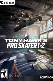 دانلود بازی Tony Hawks Pro Skater 1 Plus 2 برای PC