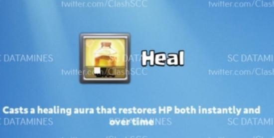 Heal Clash Heroes
