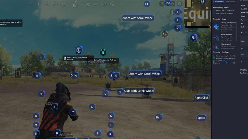 اجرای بازی پابجی موبایل در کامپیوتر