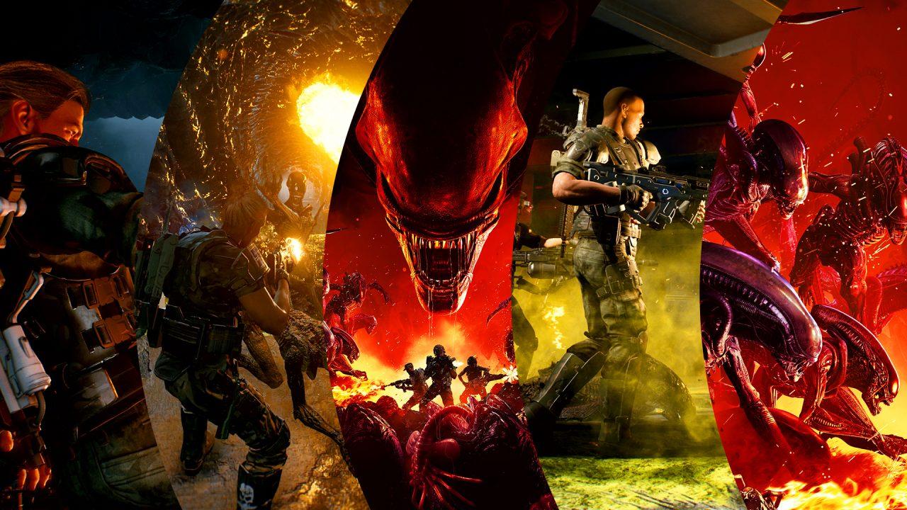 بازی Aliens Fireteam Elite