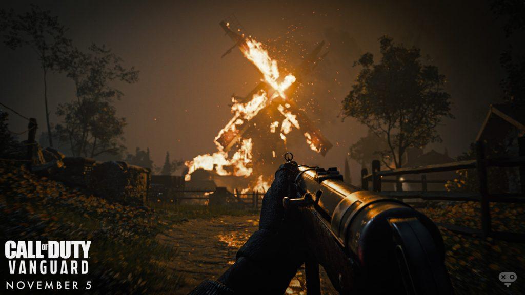 Warzone Call of Duty Vanguard