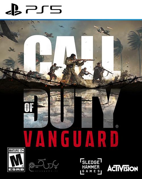 دانلود بازی Call of Duty Vanguard برای PS5